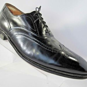 Johnston & Murphy  Sz 14 Oxford Wingtip Mens Shoes